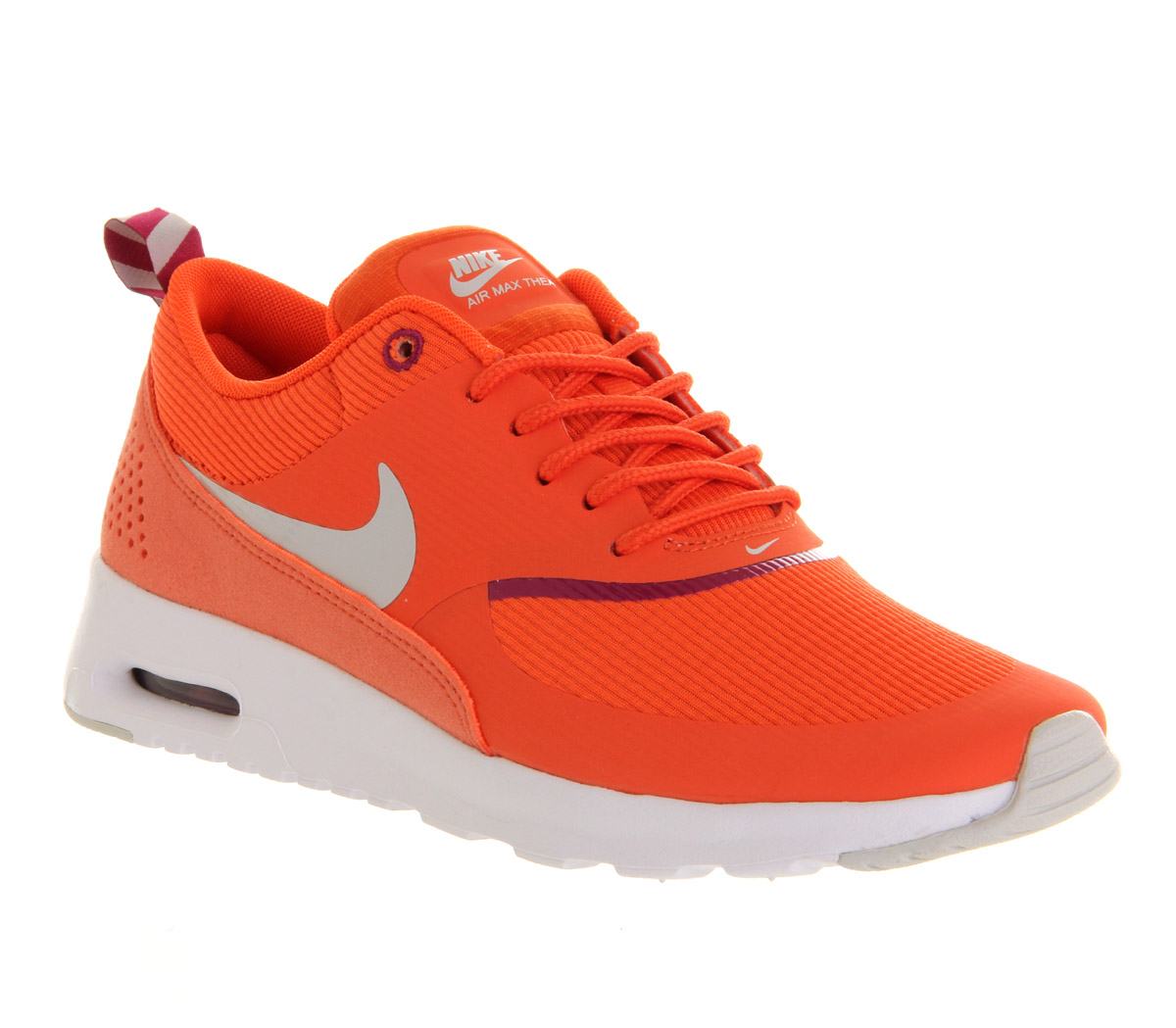 womens nike air max thea gold orange