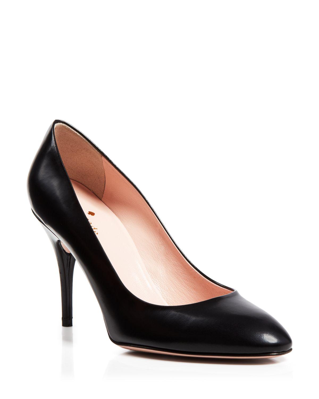 7415c01541c2 Lyst - Kate Spade Pumps - Dani Round Toe in Black