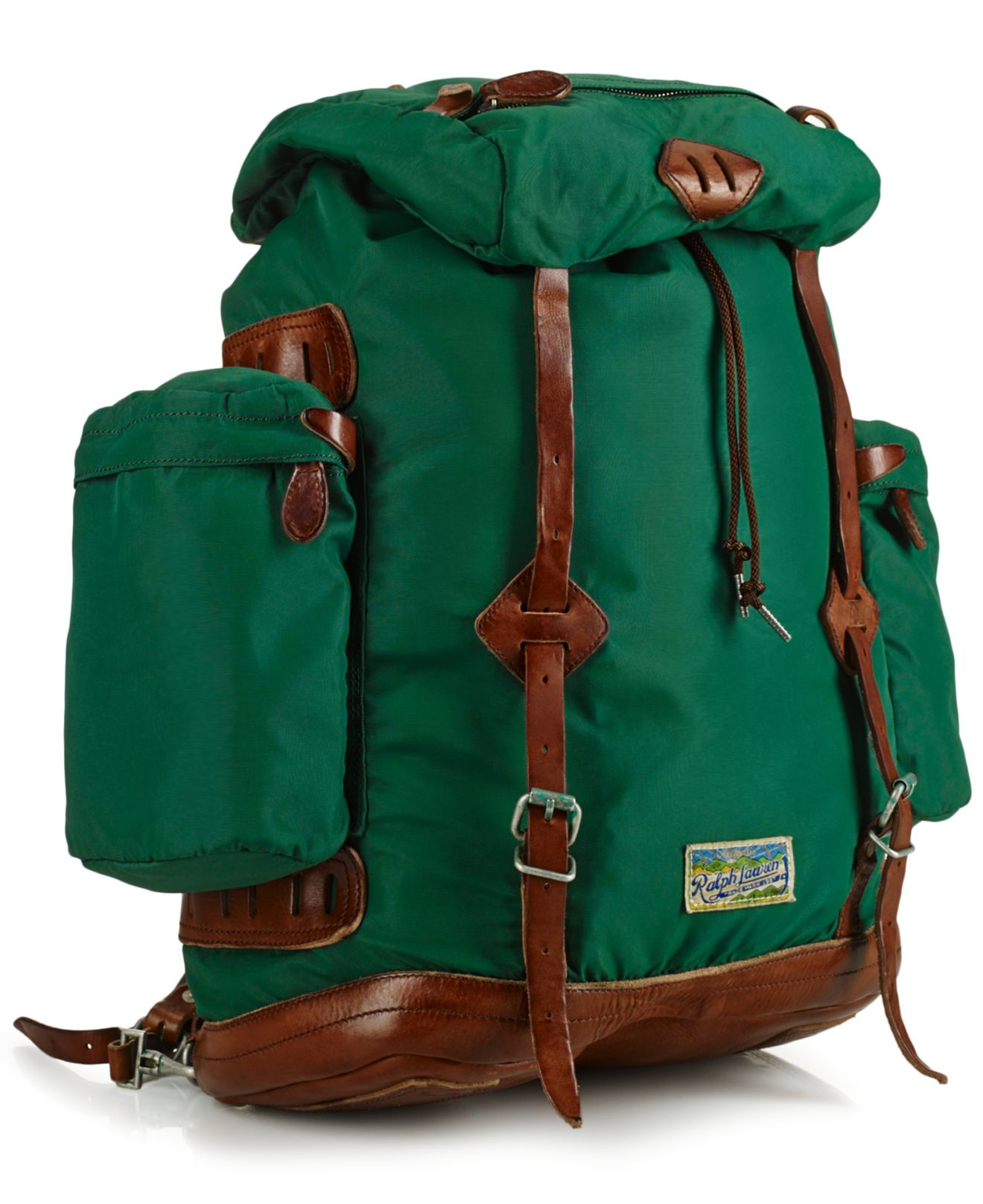 6442e6af05 Lyst - Polo Ralph Lauren Yosemite Nylon Backpack in Green for Men