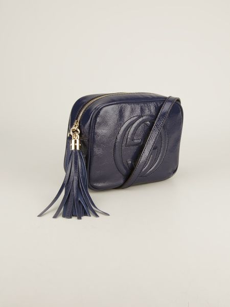Gucci 'Disco' Bag in Blue (navy)