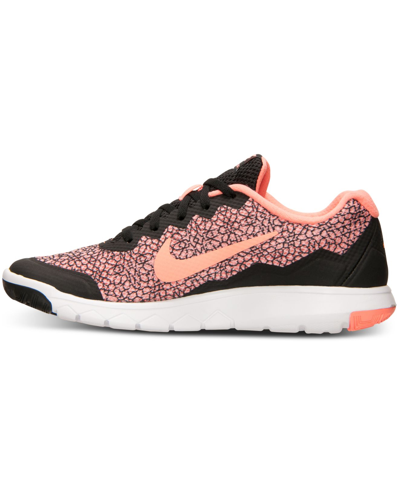 de451b3f62ca Nike Women's Flex Experience Run 4 Premium Running Sneakers From Finish  Line in Pink - Lyst