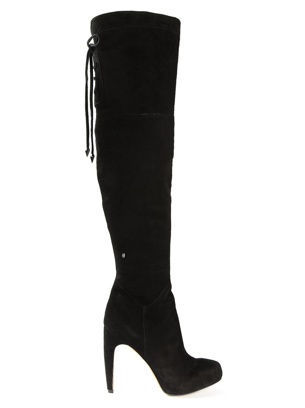 7573274bc Gallery. Previously sold at  Farfetch · Women s Thigh High Boots Women s Sam  Edelman Kayla ...