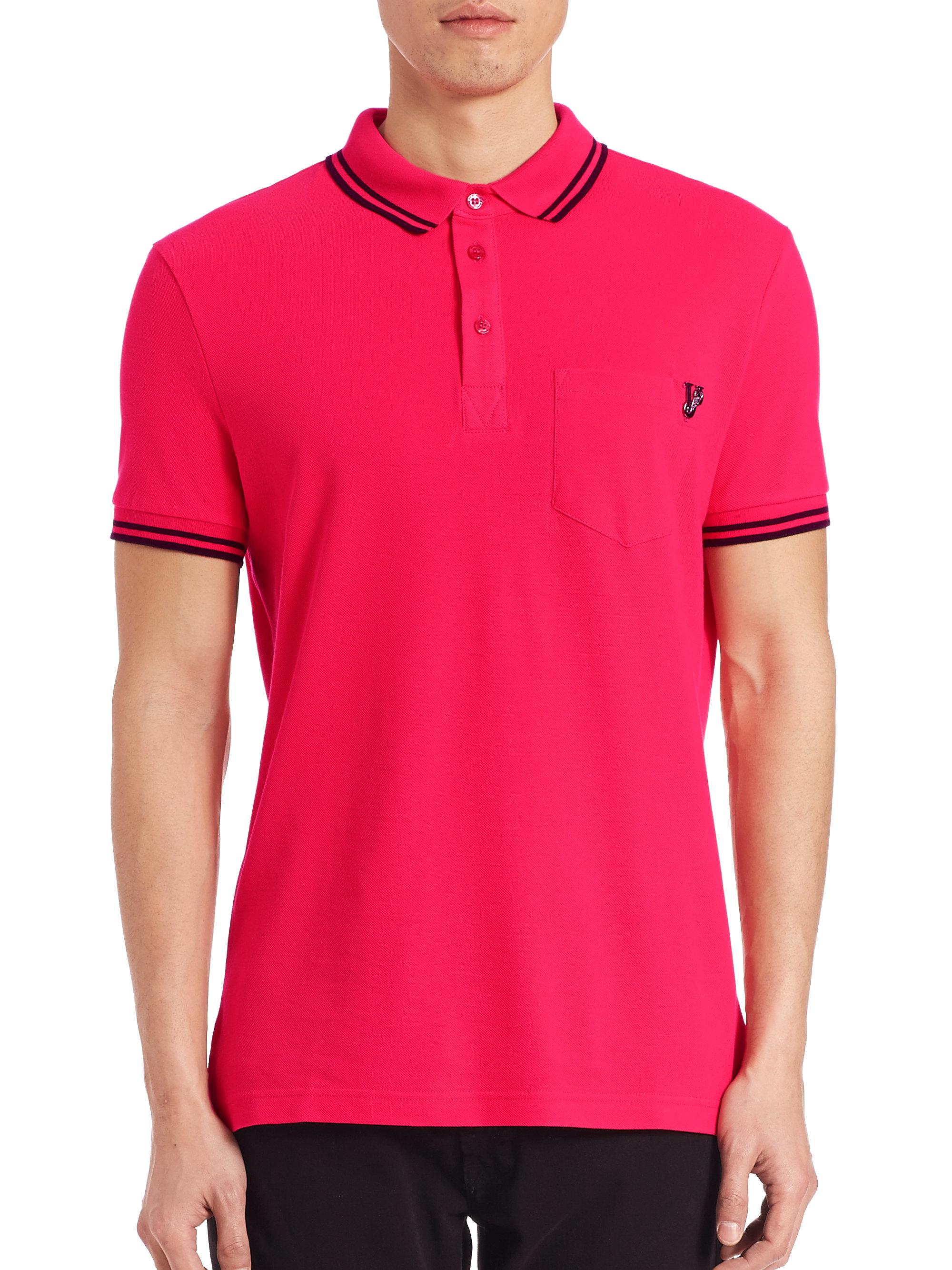 c285d1c34c9139 Versace Jeans Polo T Shirt – DACC