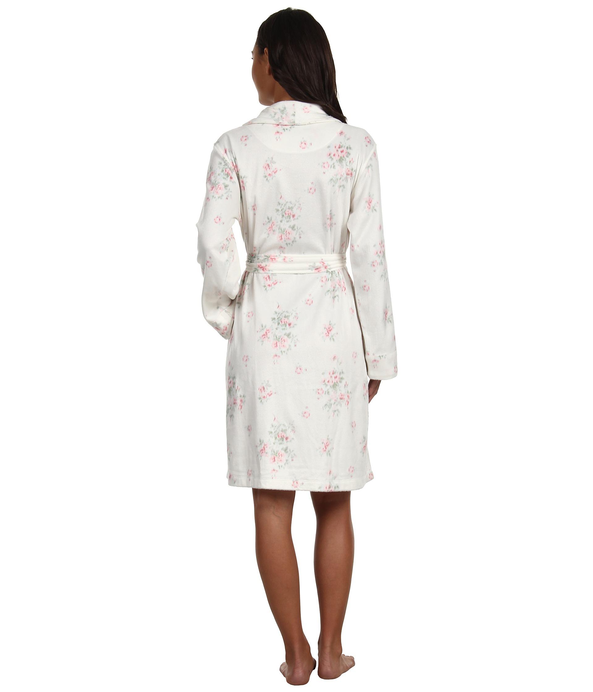 Lauren by ralph lauren dangerous liaisons short shawl for Robe chemise ralph lauren