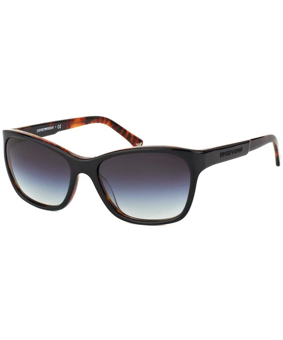 62eb443986c Lyst - Emporio Armani Ea 4004 50498g Black On Havana Plastic ...
