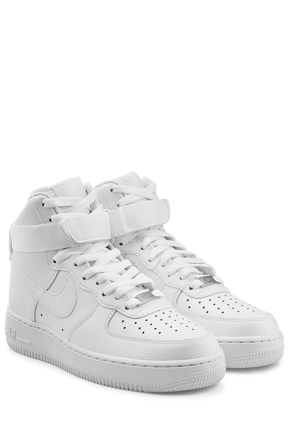 nike air force 1 360 view nike air force 1 bianco alto. Black Bedroom Furniture Sets. Home Design Ideas