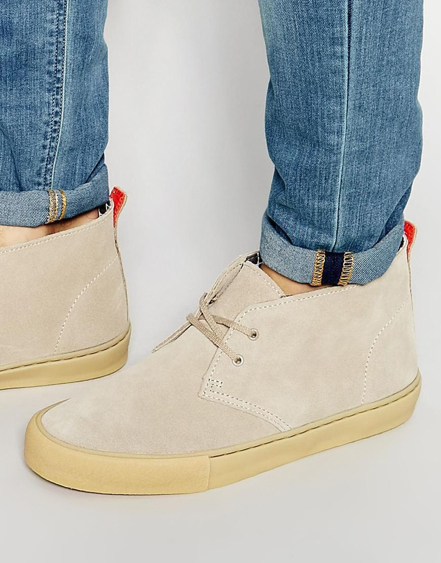Clarks Originals Men's Desert Vulc Boots