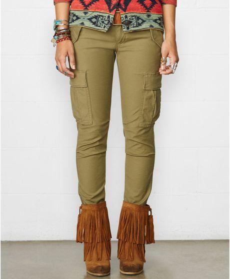 New Ralph Lauren Womens Suede Pants