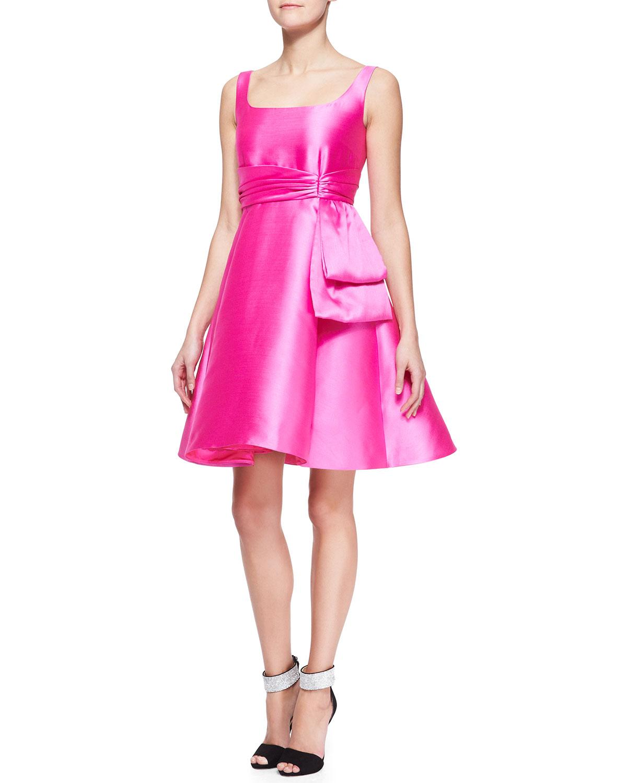 Lyst Kate Spade New York Sleeveless Fitandflare Dress