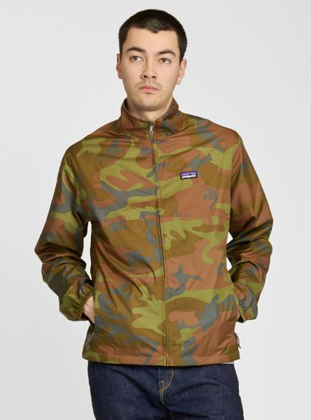 Patagonia Light And Variable Jacket In Brown For Men Lyst