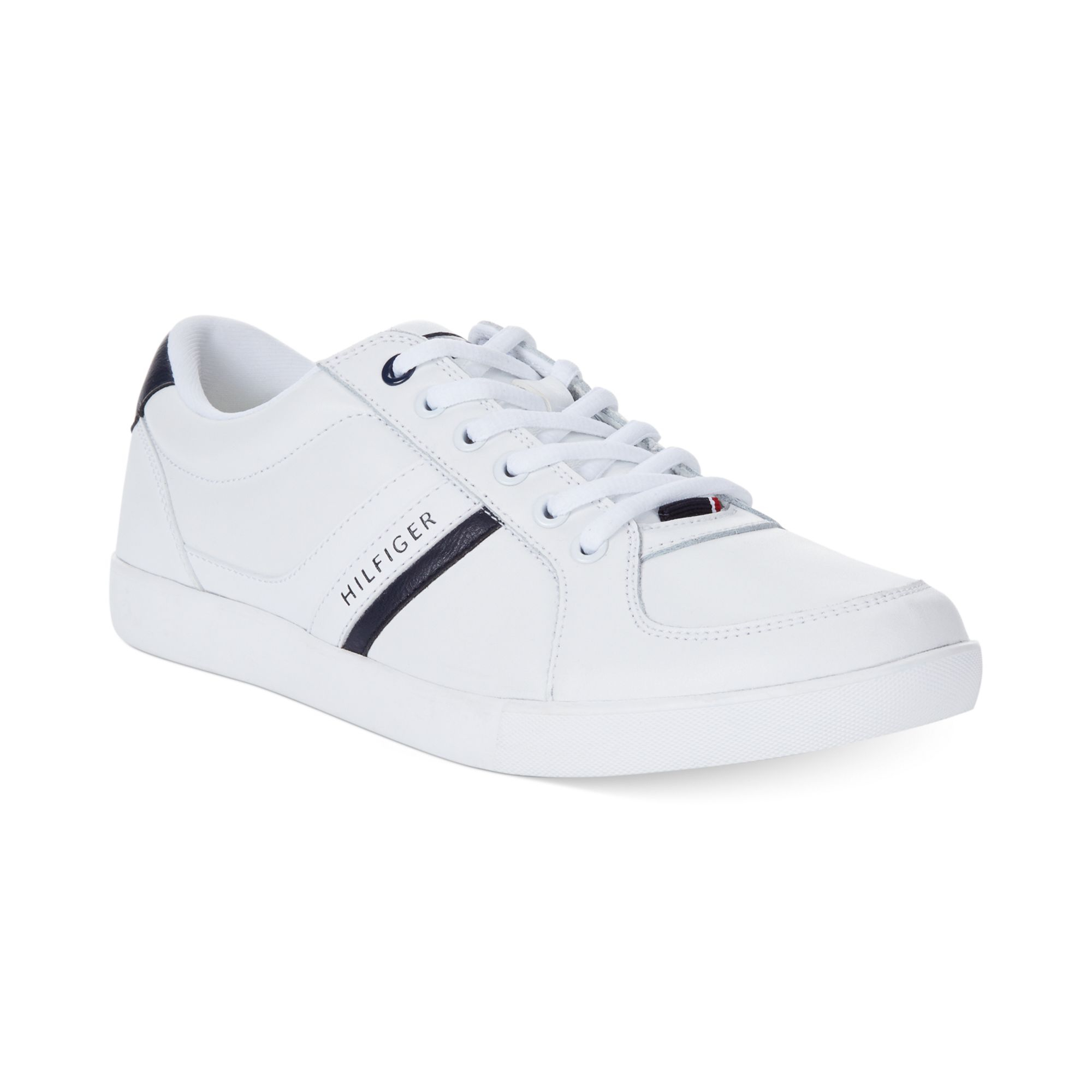 00c78cdf Tommy Hilfiger Thorne Sneakers in White for Men - Lyst