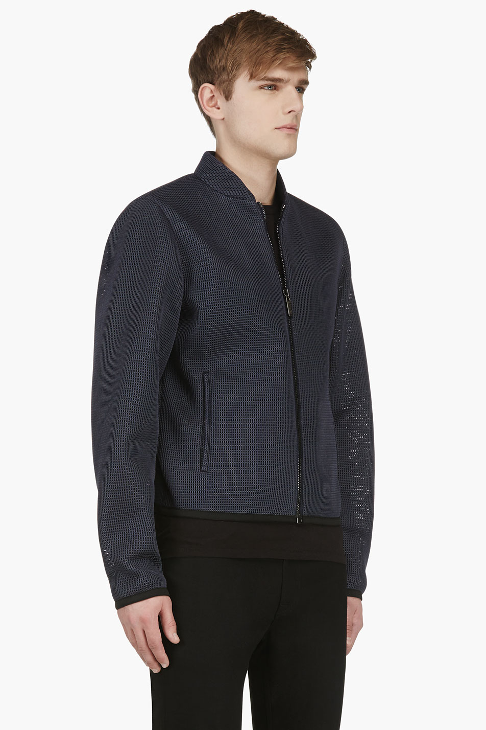 Lyst Calvin Klein Ssense Exclusive Slate Blue Layered