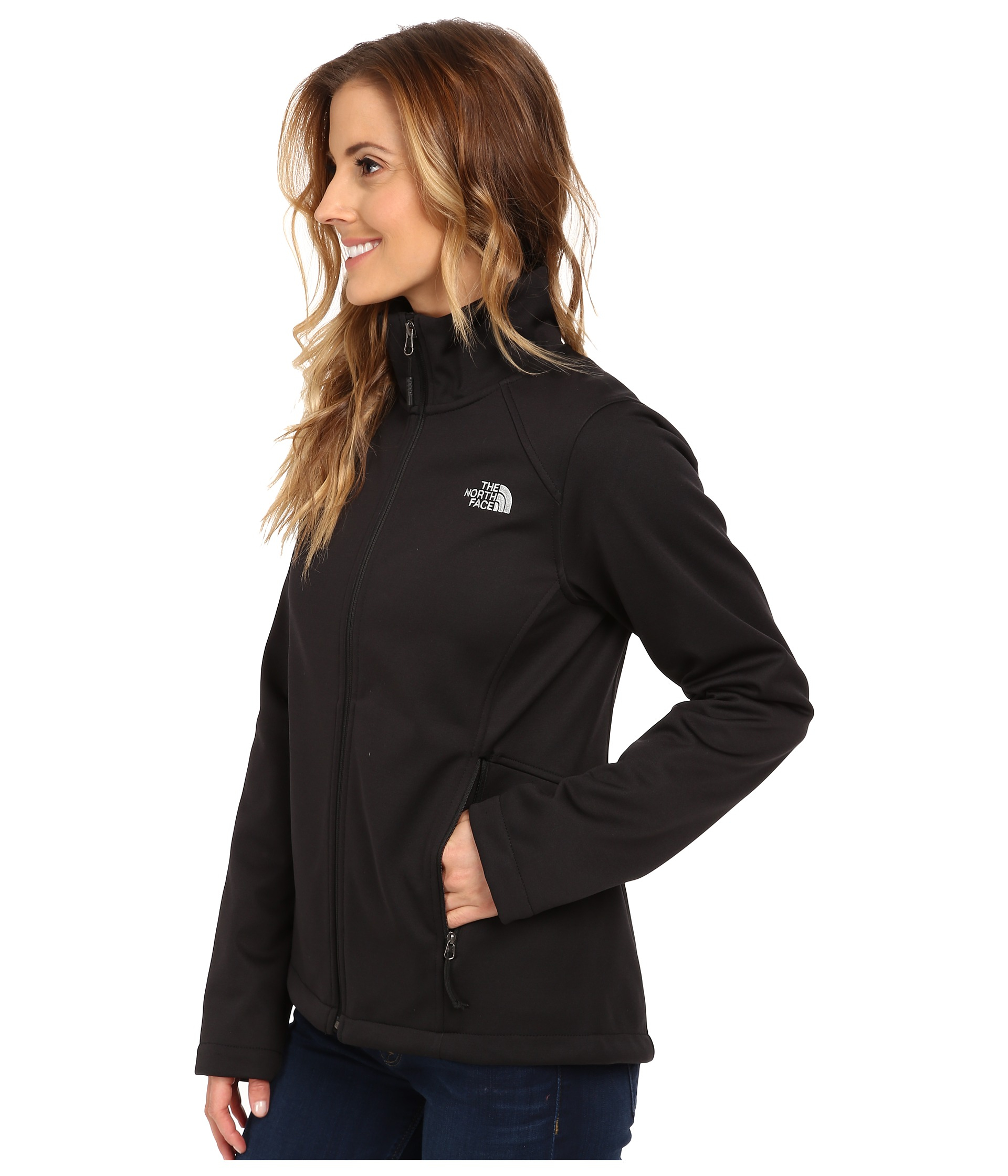 de1b2b28aa Lyst - The North Face Canyonwall Jacket in Black