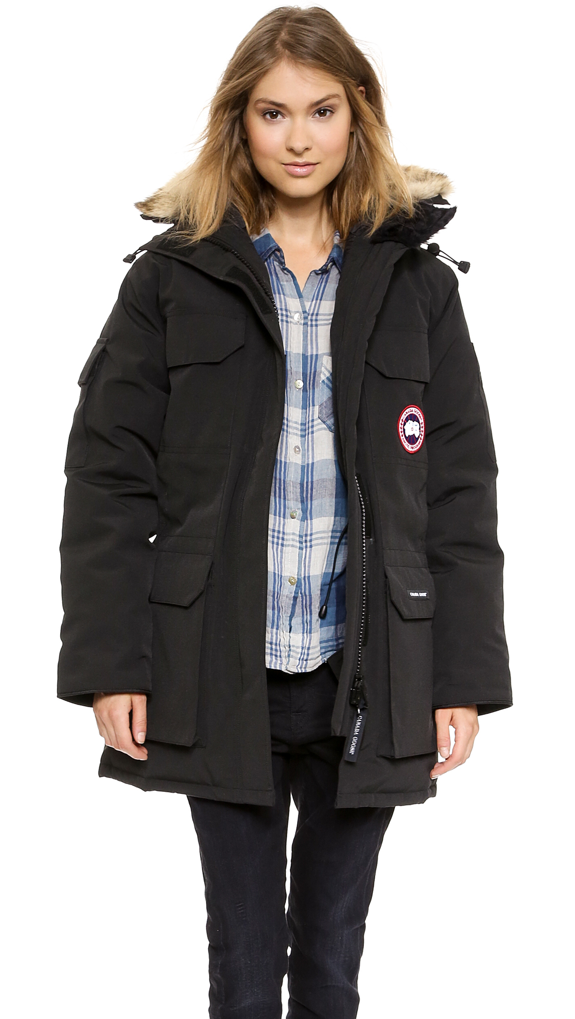 Canada Goose Brookvale Packable Hooded Quilted Down