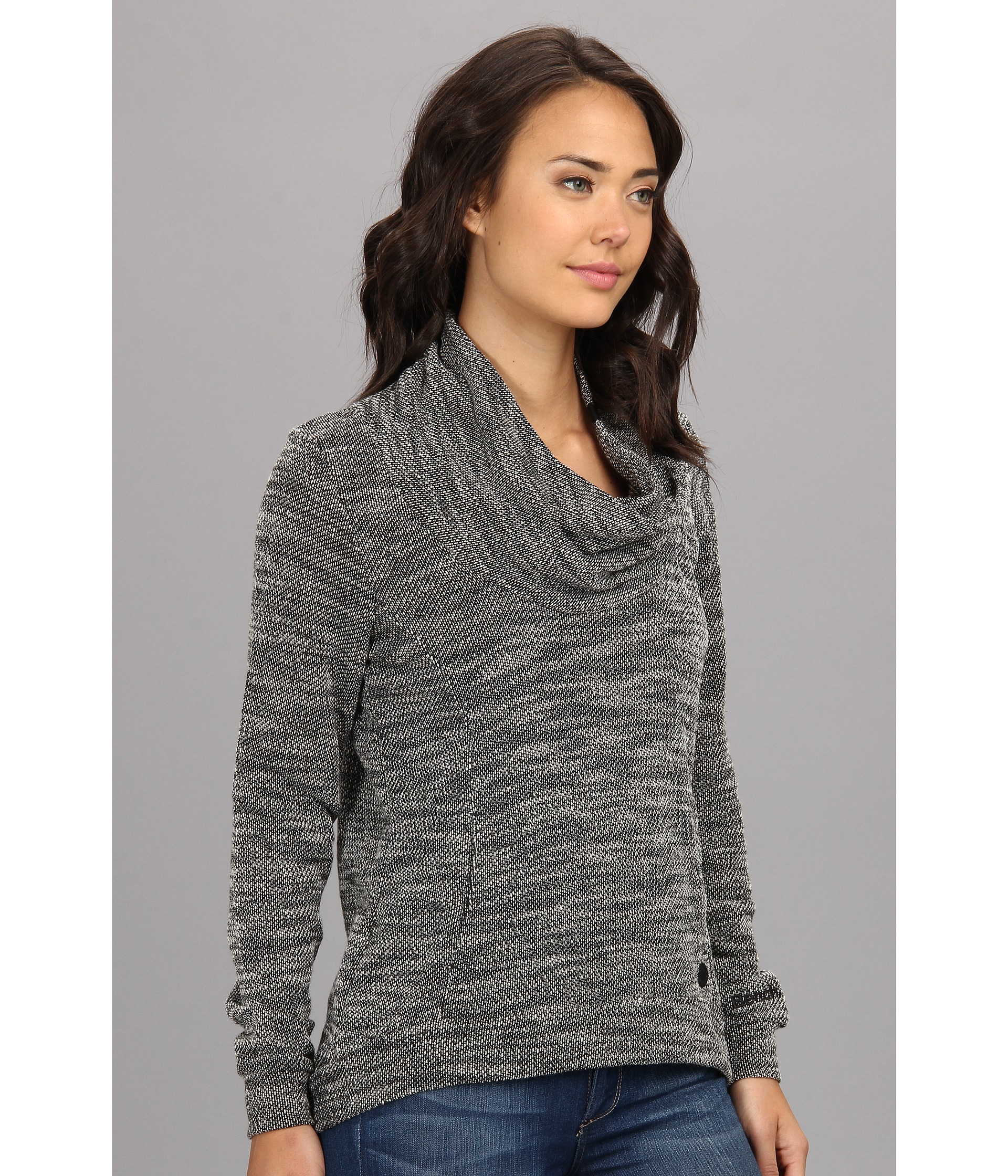 Lyst Bench Inject Overhead Sweater In Black