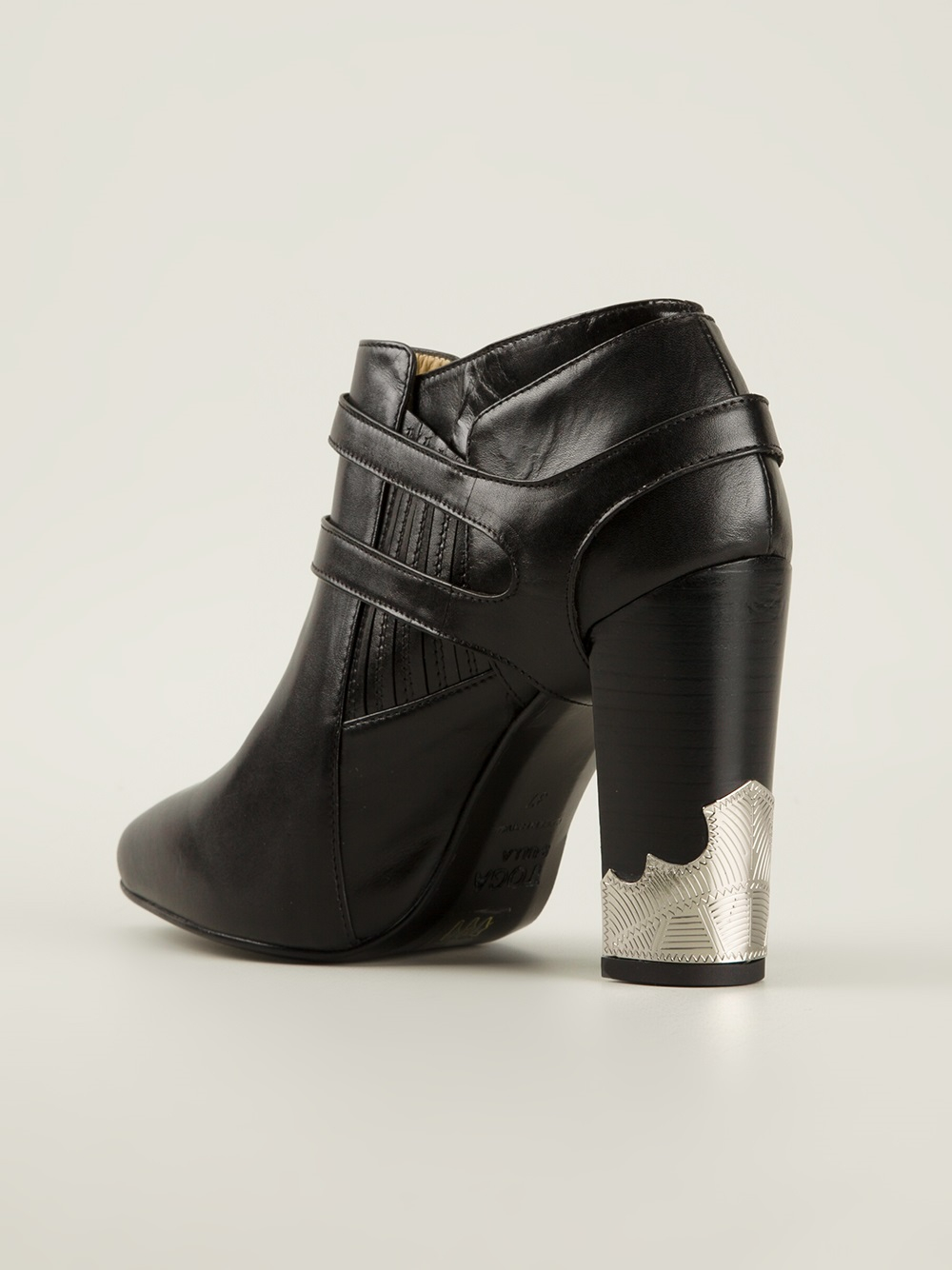 Toga Pulla ankle height buckle boots 2014 new for sale fINDnCZnz