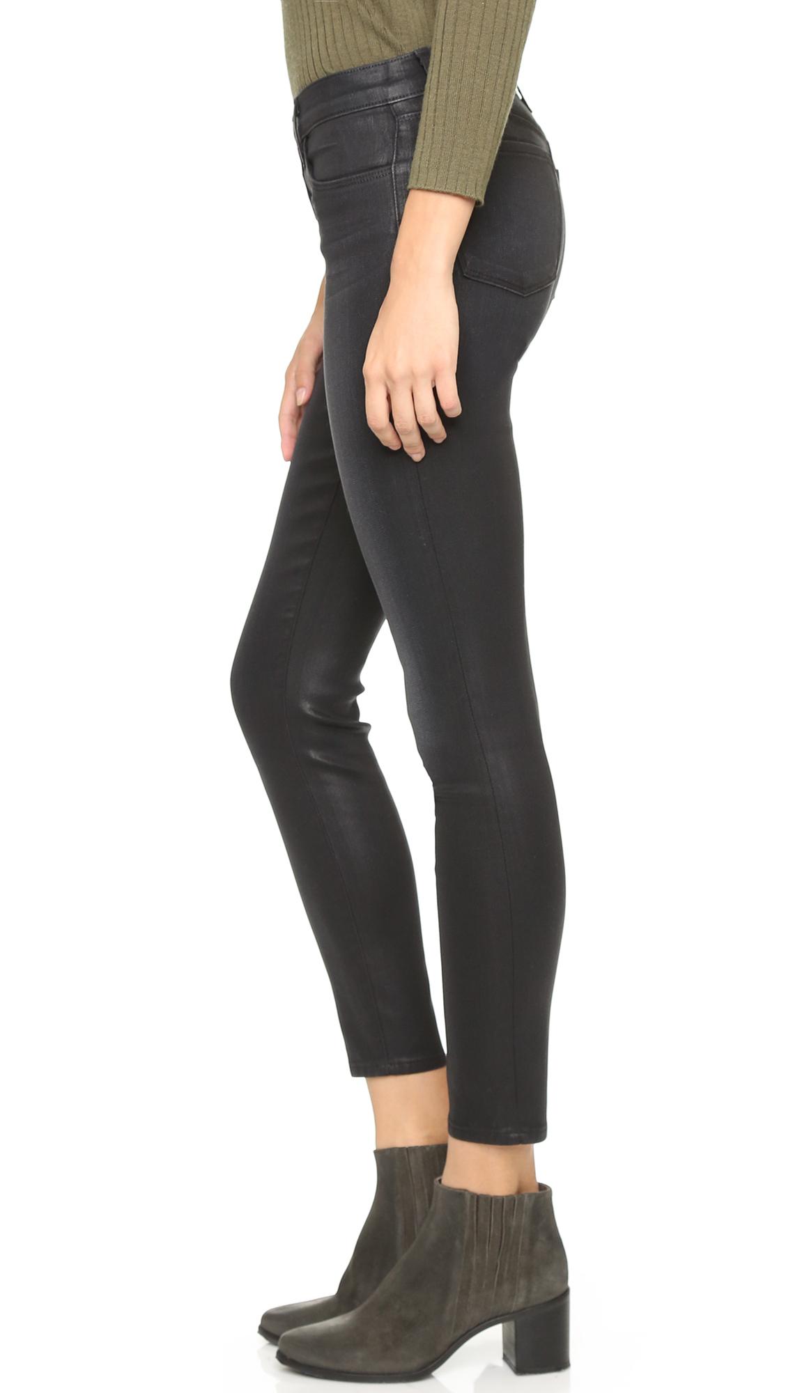 Alana Cropped High-rise Skinny Jeans - Dark denim J Brand winmIs5W