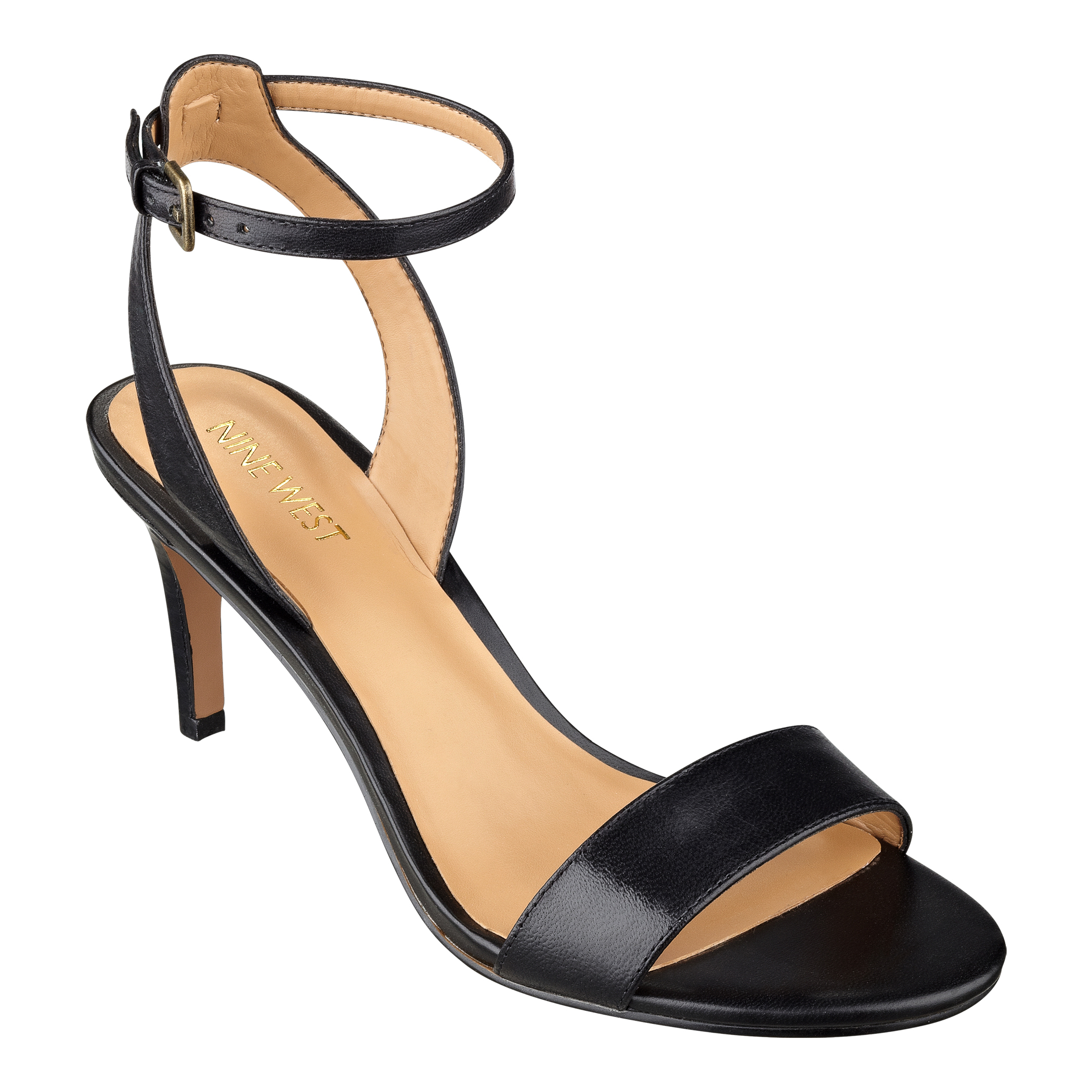 6bdb5ffc1 Nine West Black Sandals