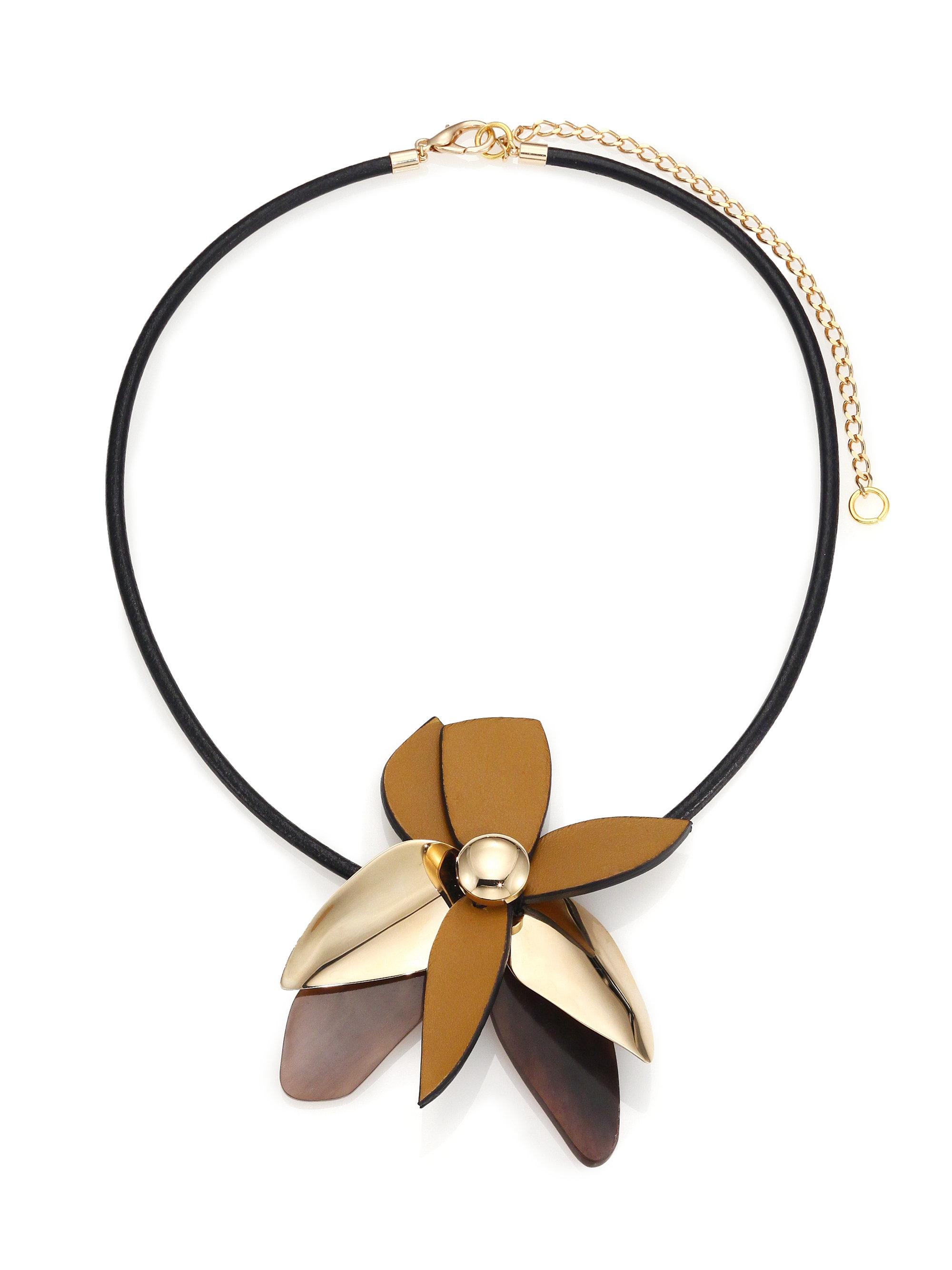 Marni Flower Necklace 8PjRD