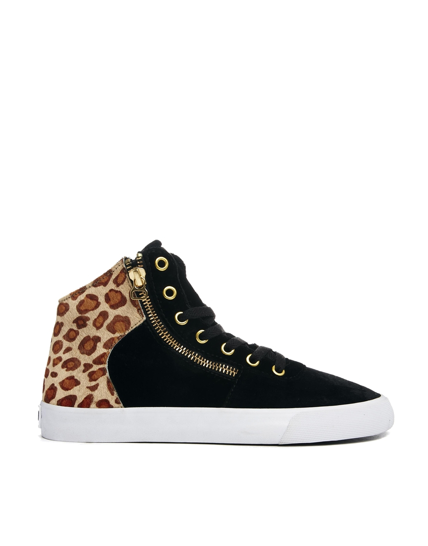 Fashion week Supra x a-morir footwear sneakers collection for lady