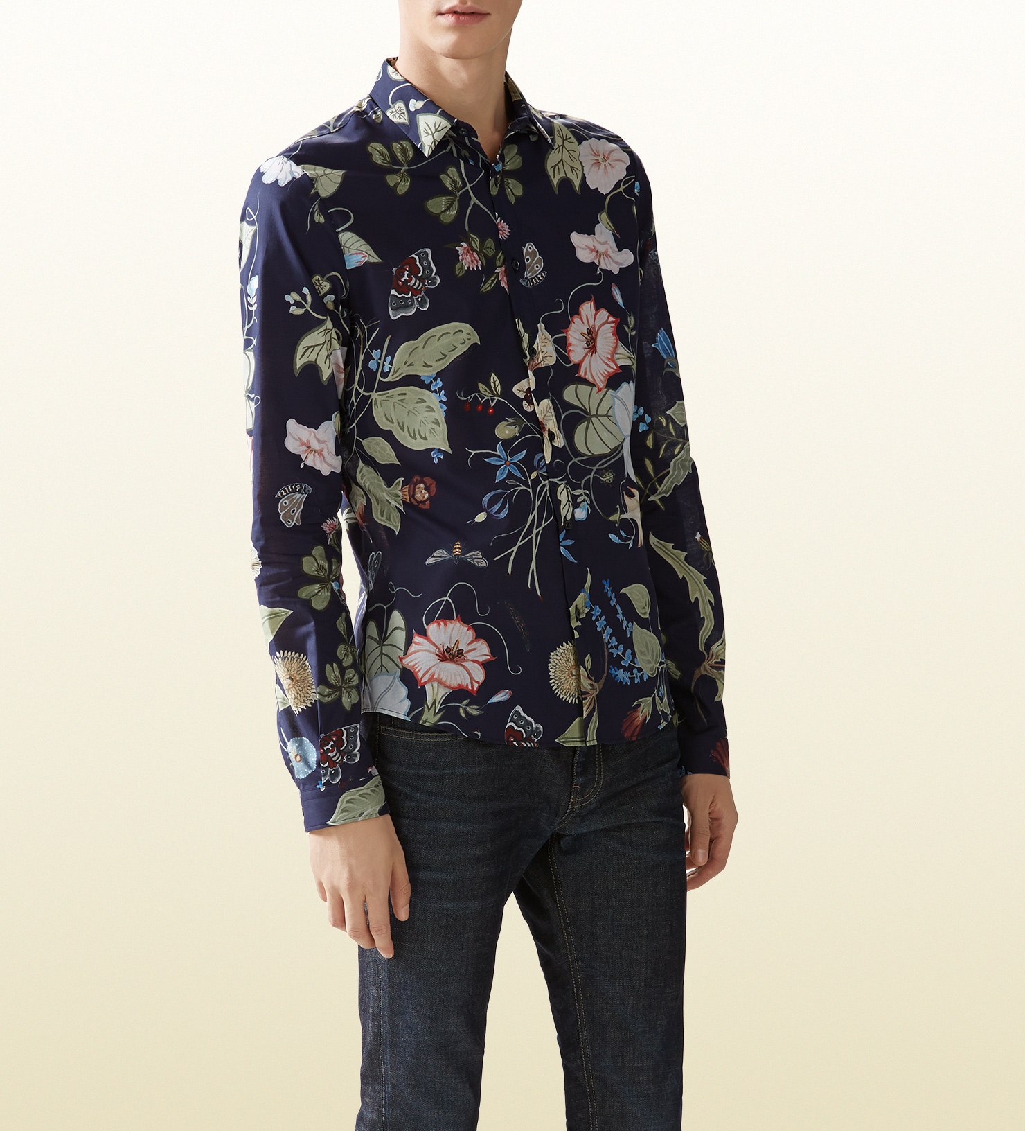 Gucci Dress Shirts Mens Bcd Tofu House