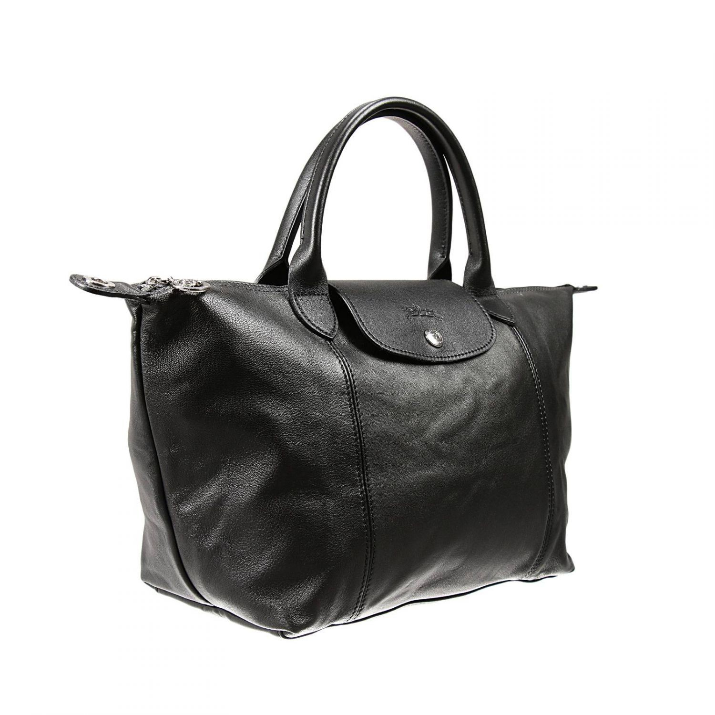 Borse In Pelle Longchamp : Longchamp borsa le pliage