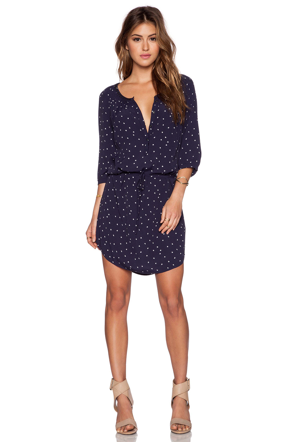 DRESSES - Knee-length dresses Maison Scotch Latest Wholesale Price Cheap Online Clearance Best Store To Get Shop For Cheap Price Clearance Countdown Package YR1JsR