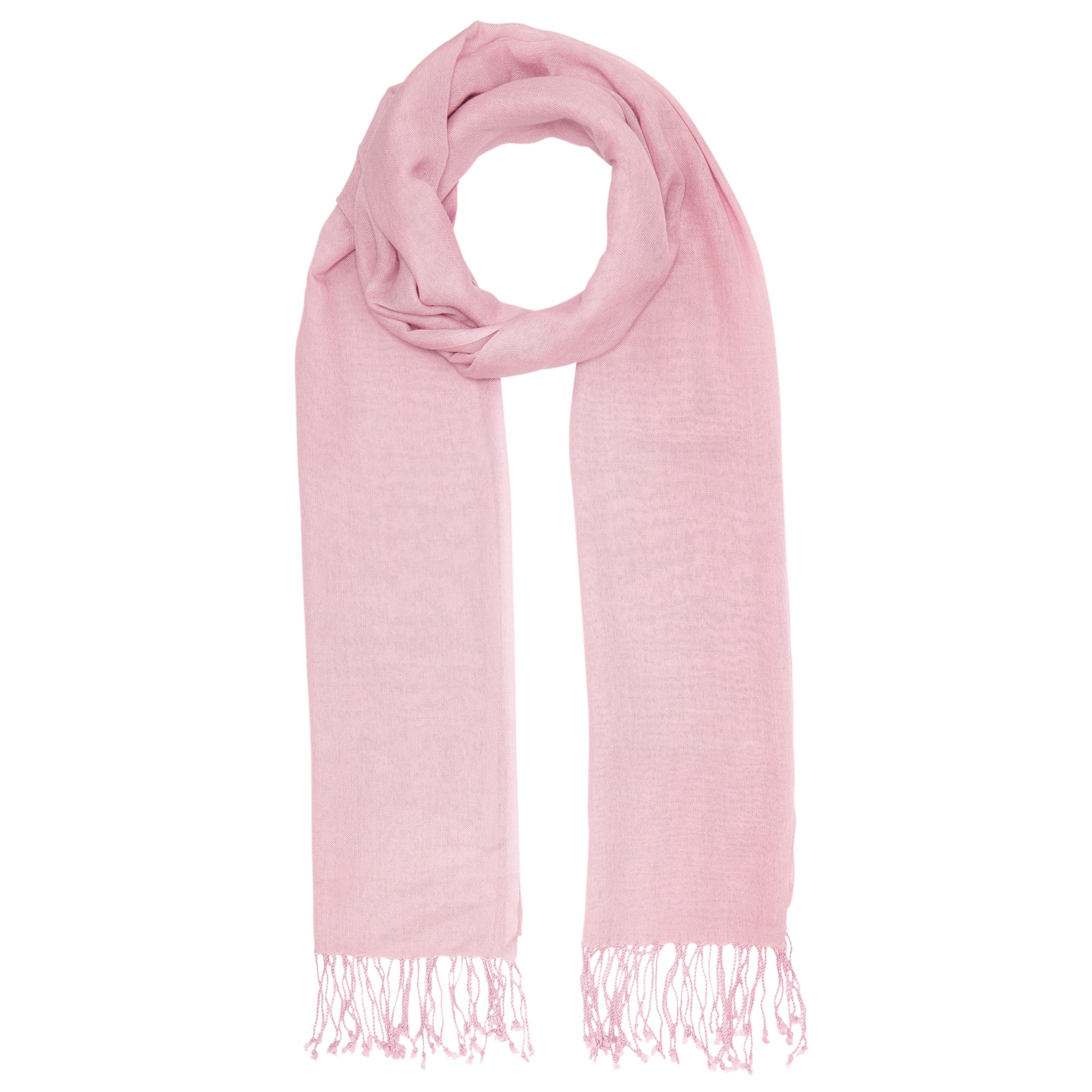 lewis wool mix occasion scarf in pink lyst