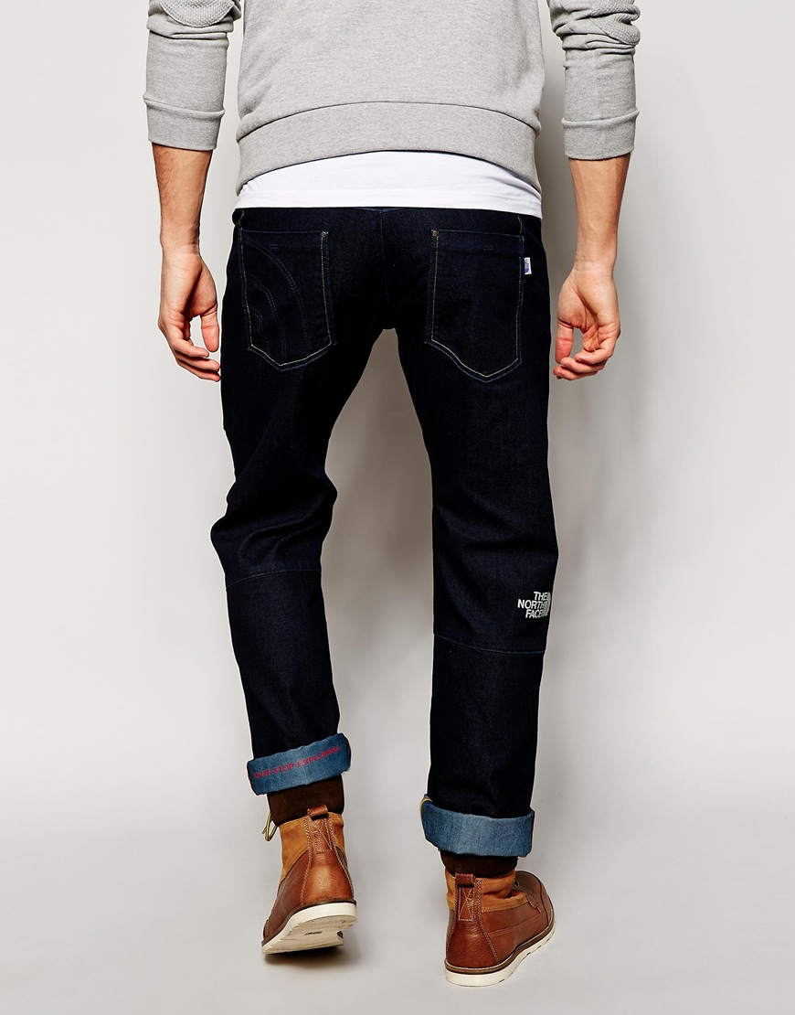 north face jeans