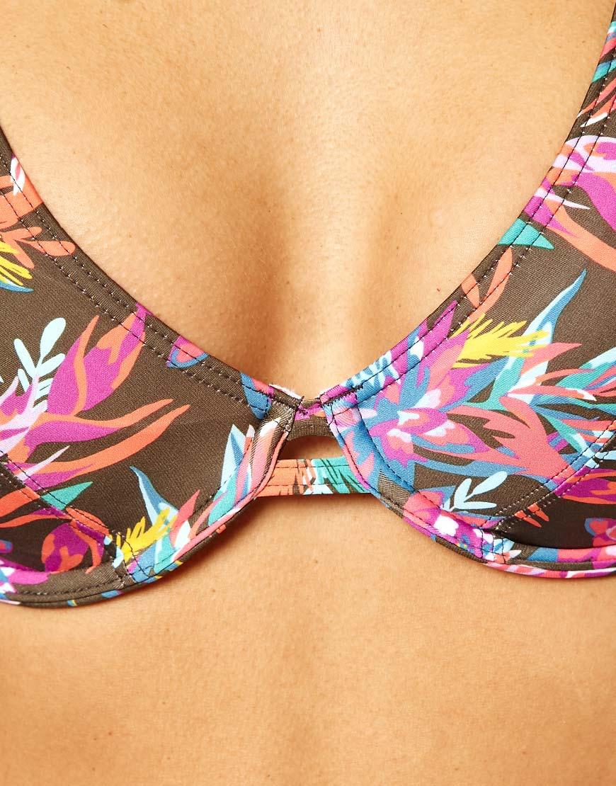 firefly bikini string underwire