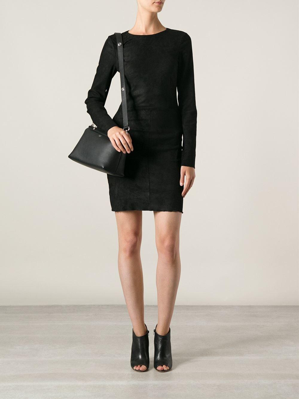 ... promo code lyst fendi by the way shoulder bag in black 6cefd 44d64 86d3b7c59403a