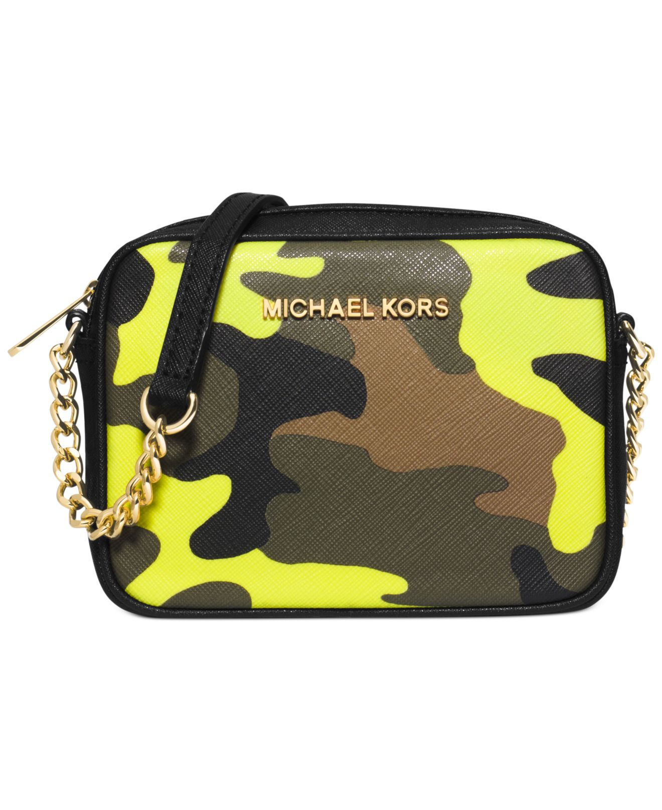 7265fea8a3 Gallery. Previously sold at  Macy s · Women s Michael By Michael Kors Jet  Set Women s Pink Shoulder Bags ...