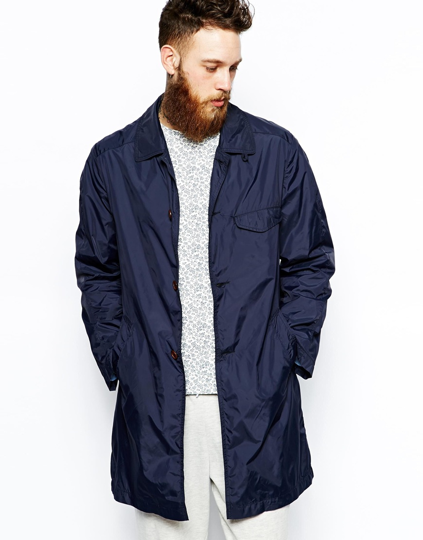 Raincoat stylish for men forecasting dress for autumn in 2019