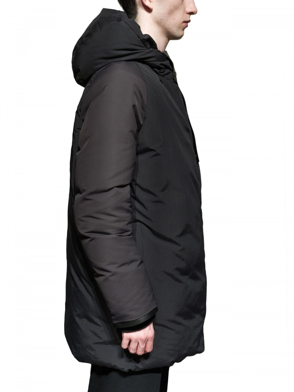 Black Down Jacket Outdoor Jacket