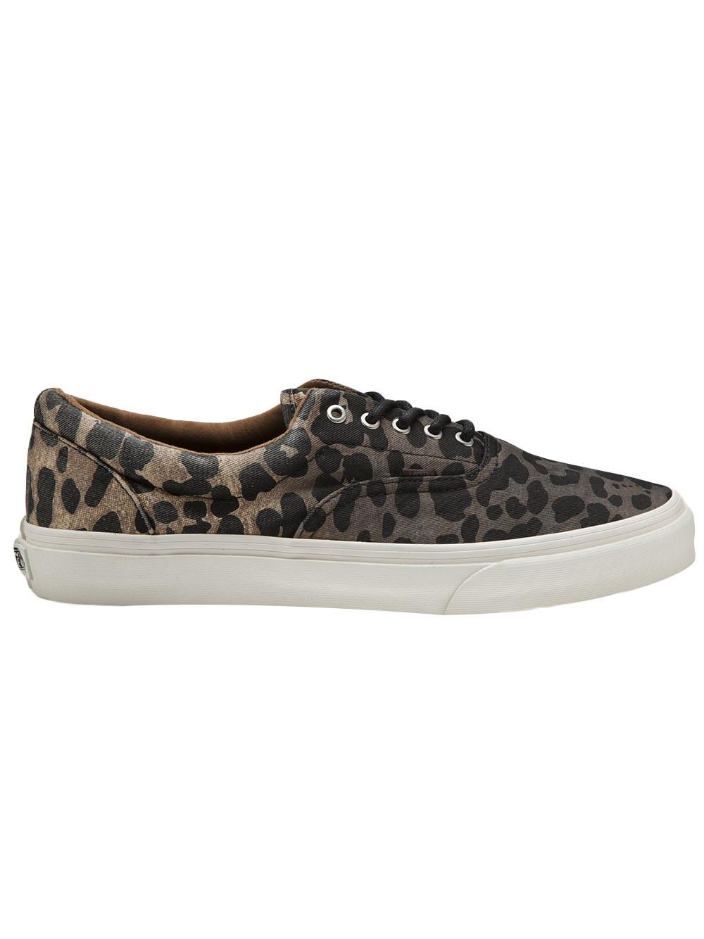 d3bc8809c6 Lyst - Vans Cheetah Print Trainer in Gray for Men