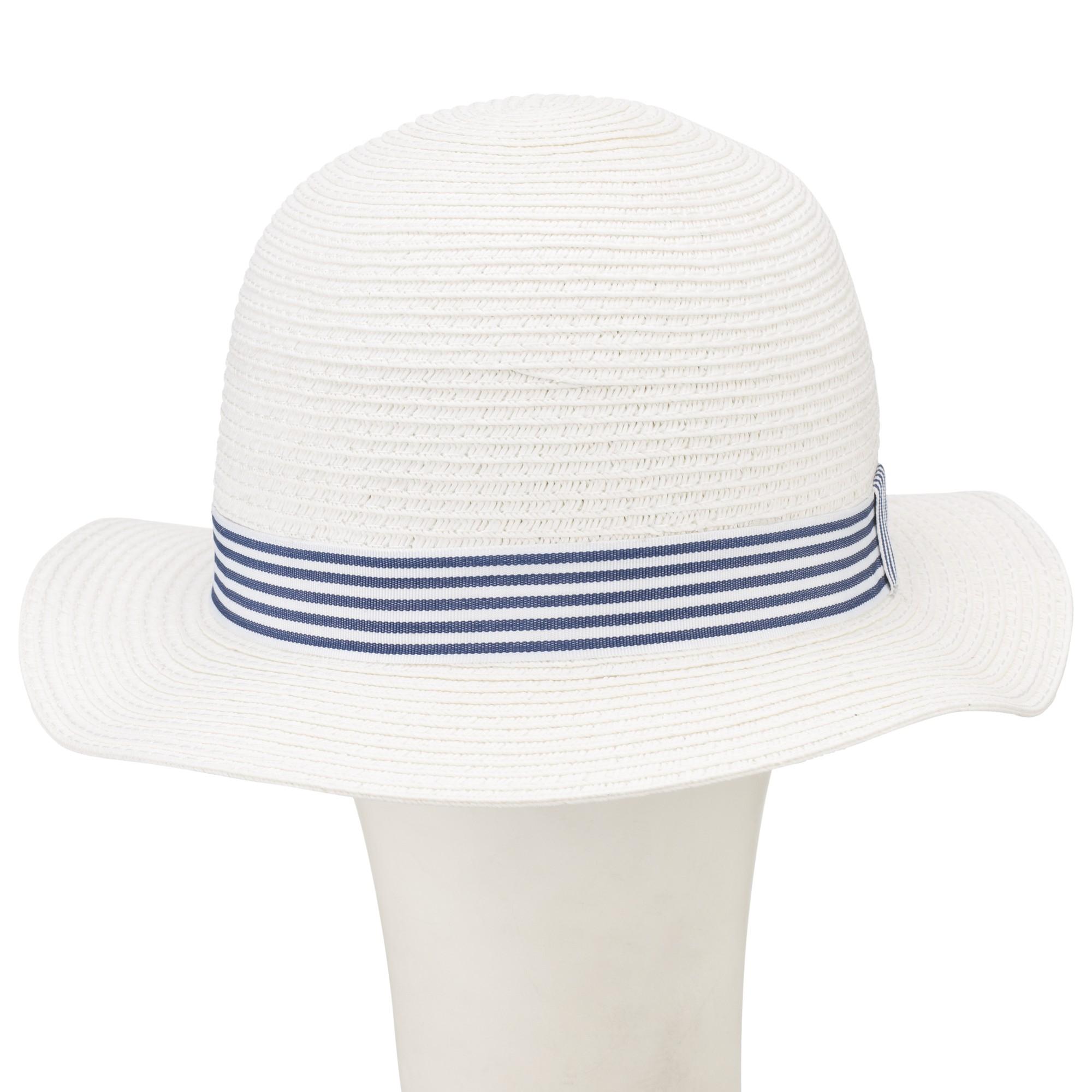 37bc3945583c4 John Lewis Small Brim Summer Hat in White - Lyst
