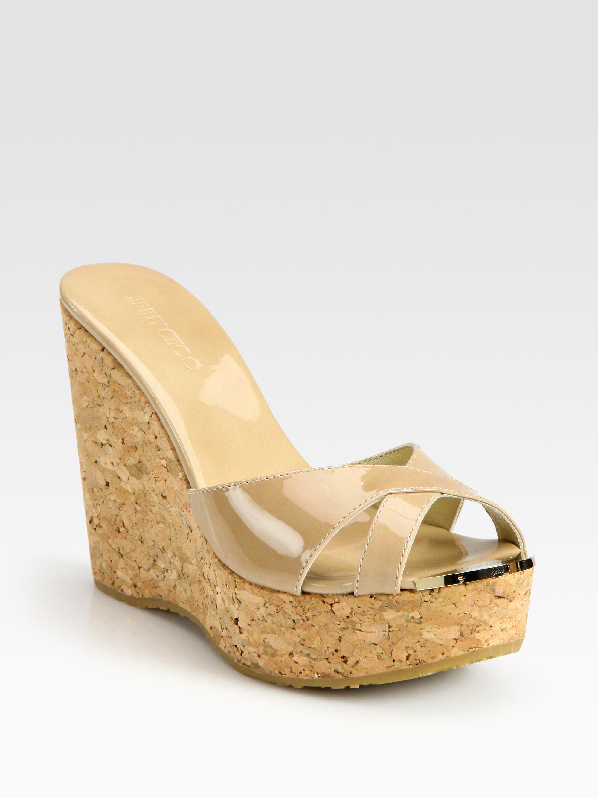 Cork Leather Shoes