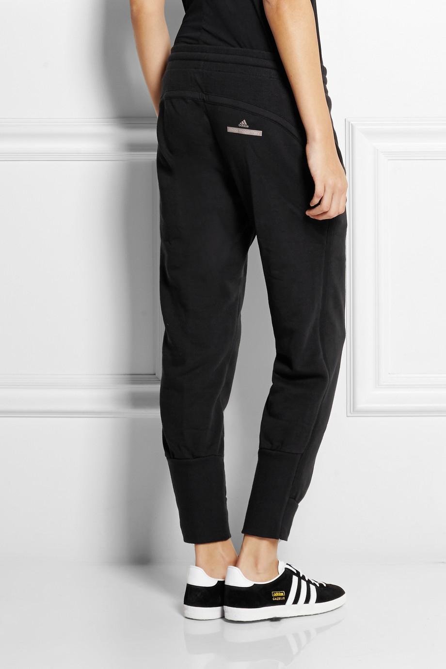 Adidas by Stella McCartney Essentials Lyst mezcla de algodón jersey