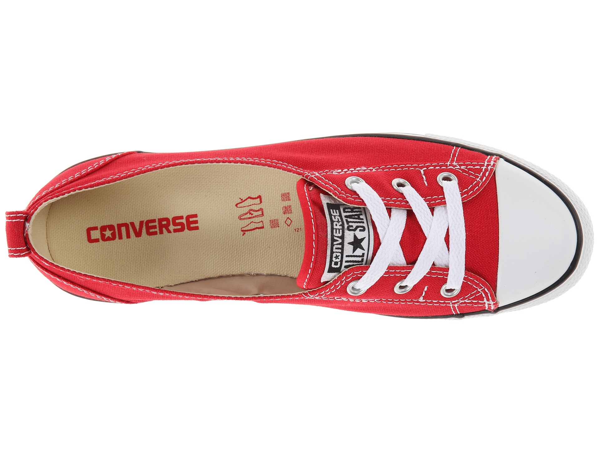 bc09aad8b9b2 Gallery. Previously sold at  Zappos · Women s Converse Chuck Taylor ...
