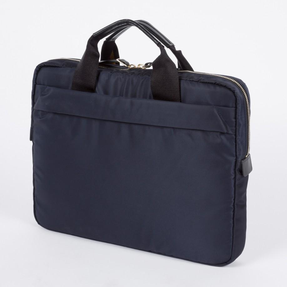 Paul smith Men's Navy Document Bag in Blue for Men | Lyst