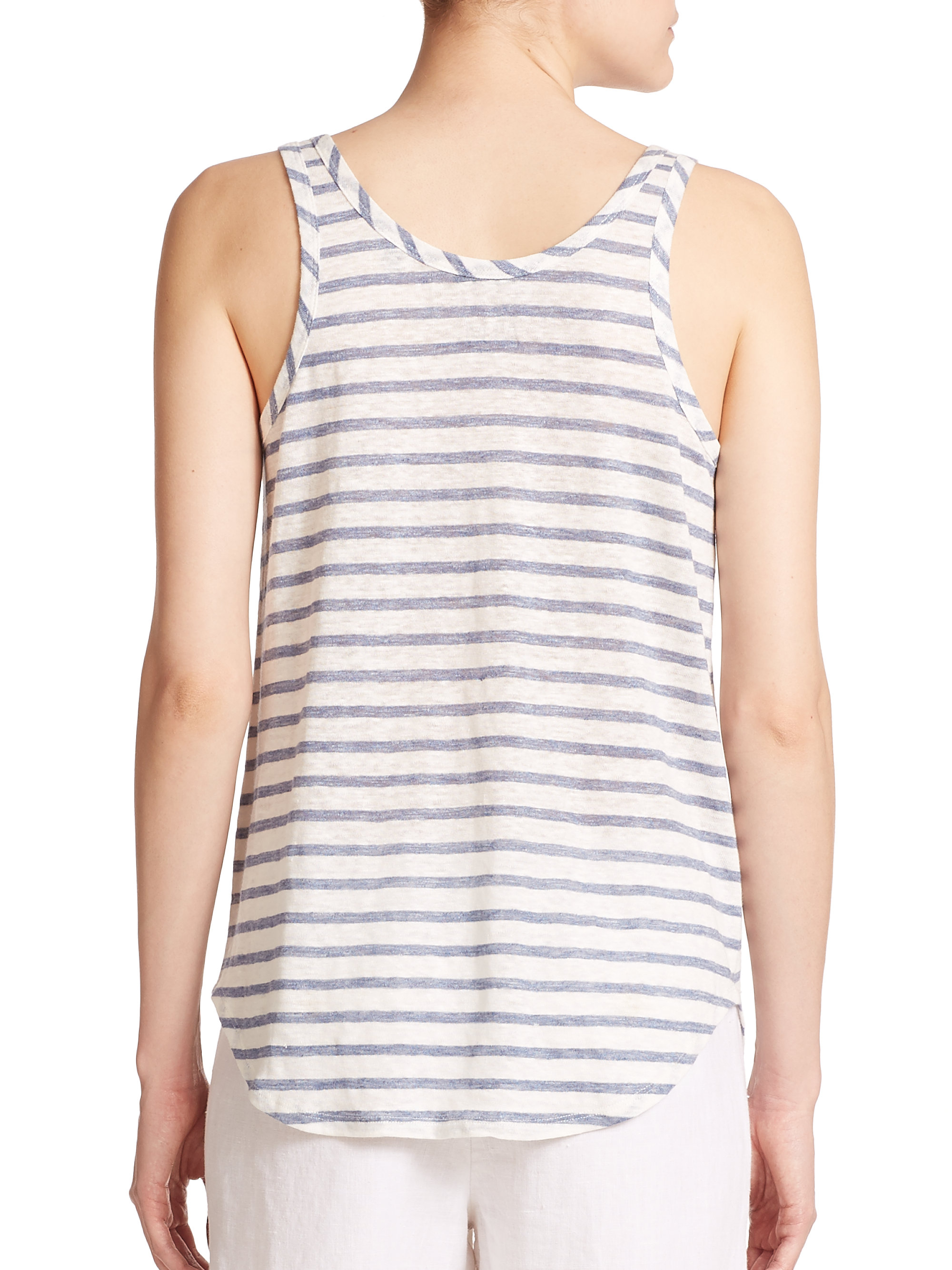 Free shipping BOTH ways on lucky brand striped tank top, from our vast selection of styles. Fast delivery, and 24/7/ real-person service with a smile. Click or call
