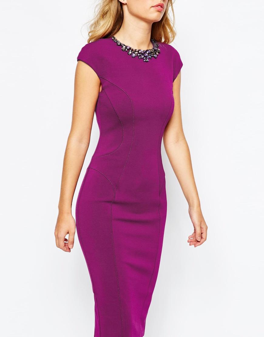 Excepcional Vestidos De Dama De Ted Baker Colección - Vestido de ...