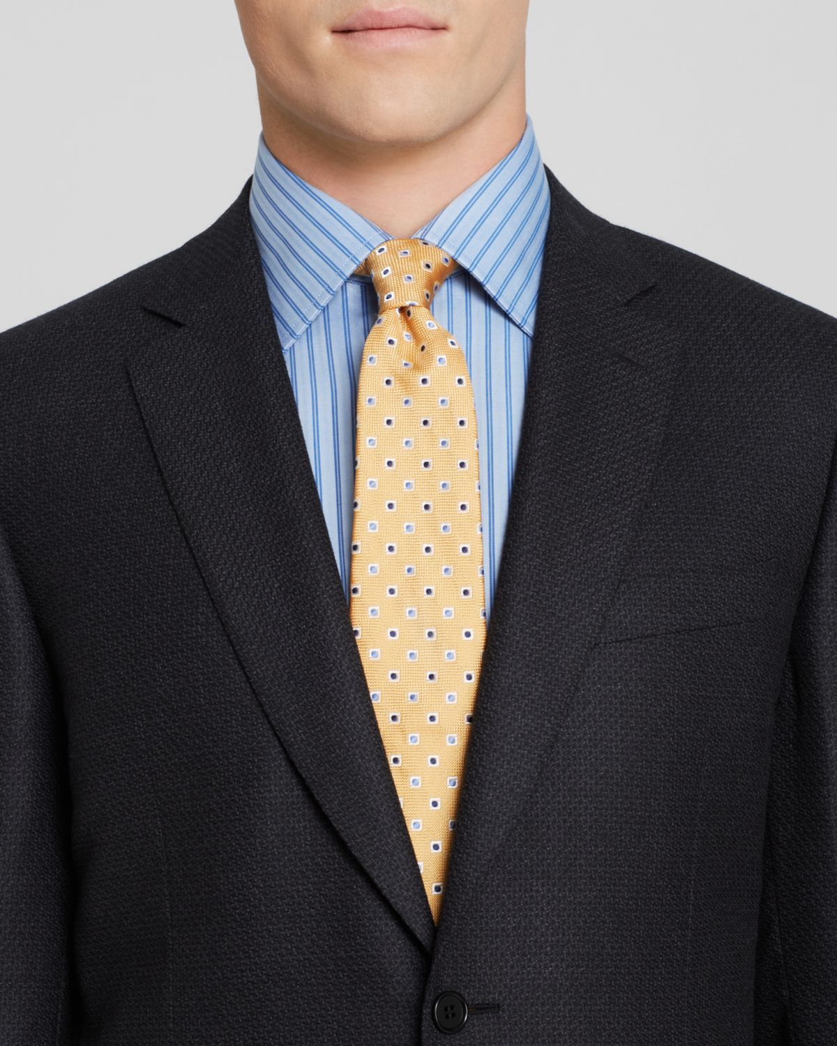 664e8845acd8f5 Canali Firenze Basket Weave Suit - Classic Fit - Bloomingdale'S ...