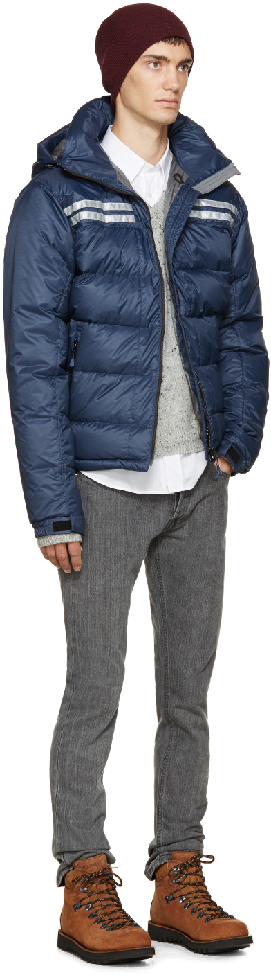 Canada Goose toronto sale discounts - Canada goose Blue Down Summit Jacket in Blue for Men | Lyst