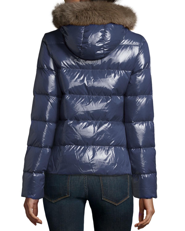 moncler coats fur hood hinges for sale. Black Bedroom Furniture Sets. Home Design Ideas