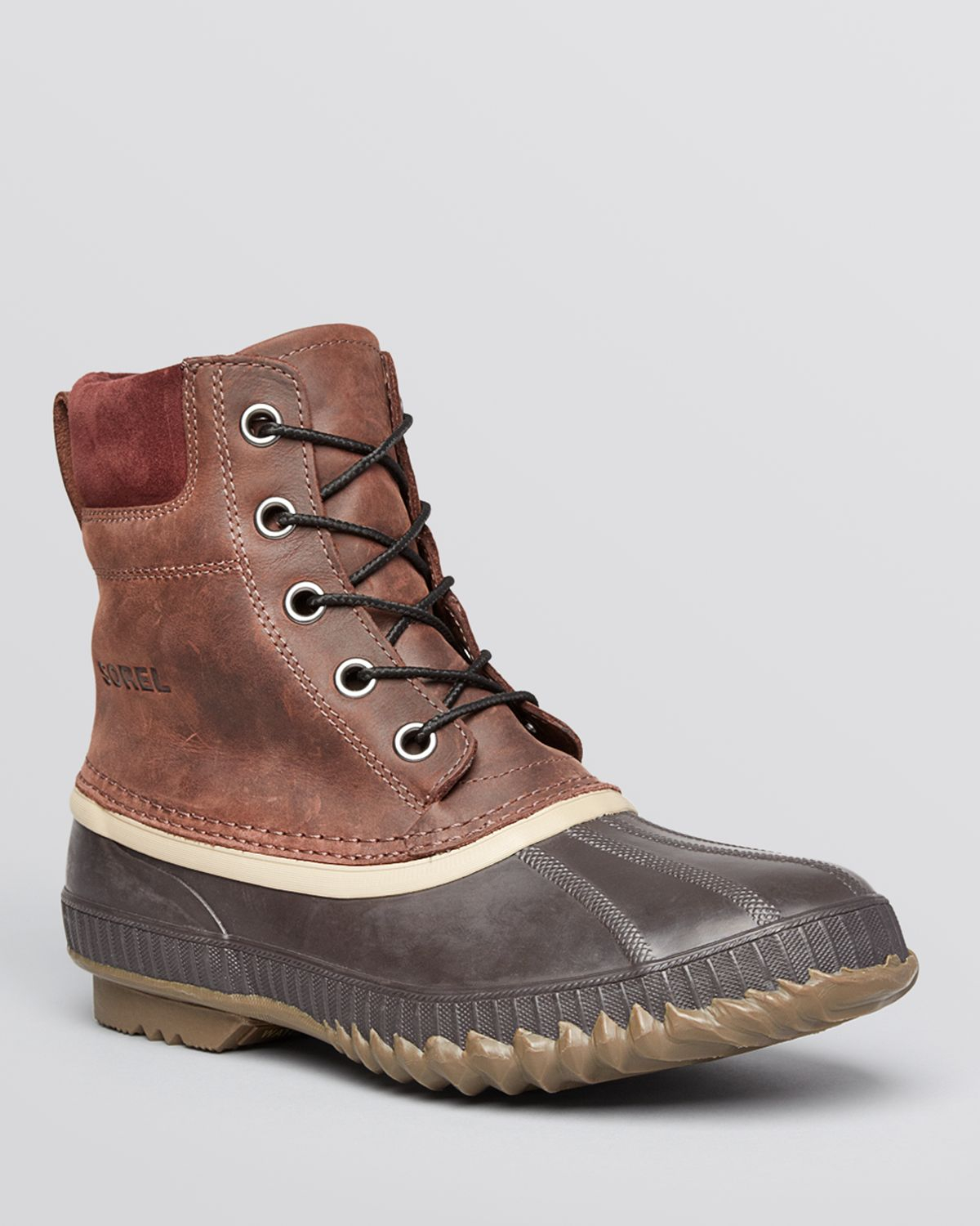 Sorel Cheyanne Waterproof Boots in Brown for Men