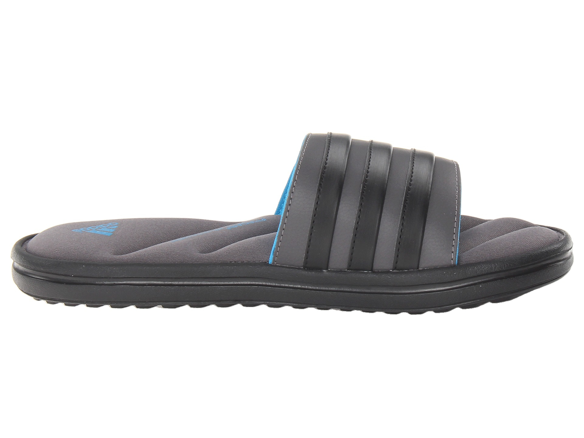 e2aa23697adff7 Lyst - adidas Originals Zeitfrei Fitfoam™ Slide in Gray for Men