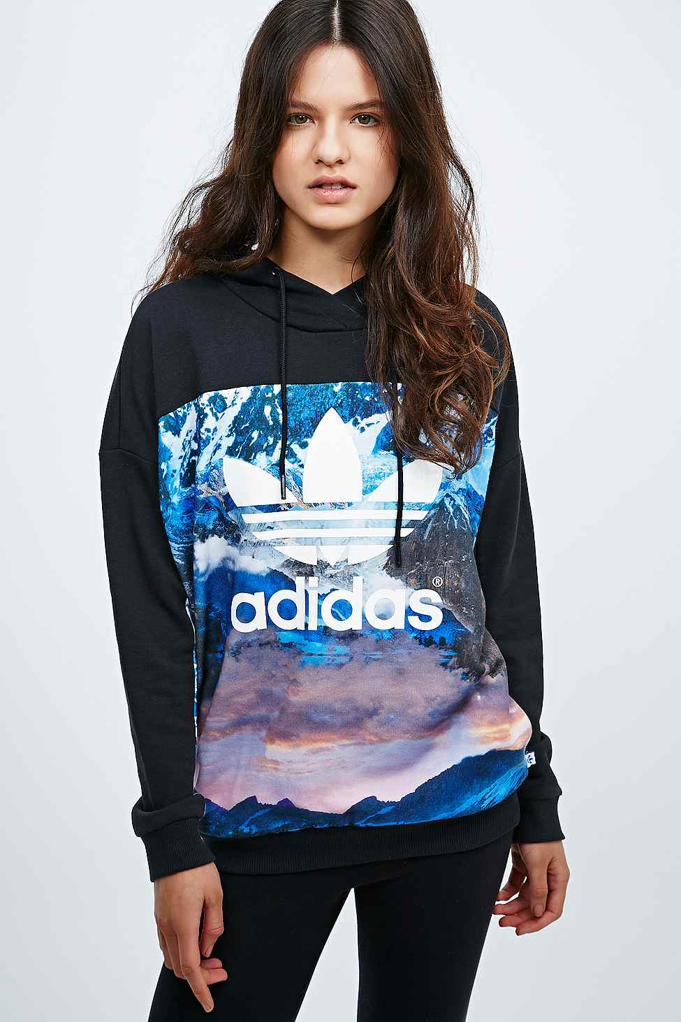 The clash hoodie