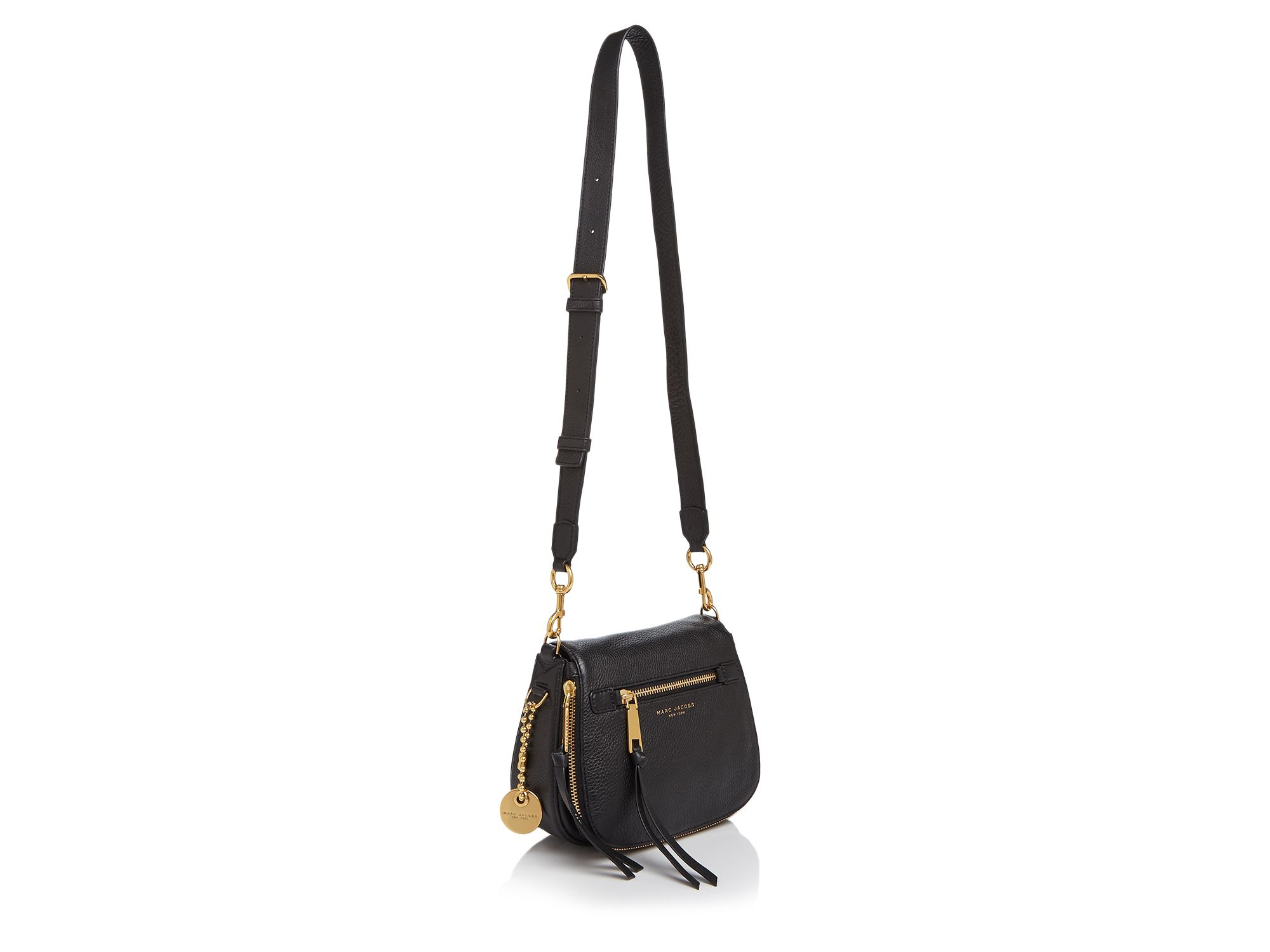 1e106328fe0e Gallery. Previously sold at  Bloomingdale s · Women s Saddle Bags Women s Marc  Jacobs Nomad