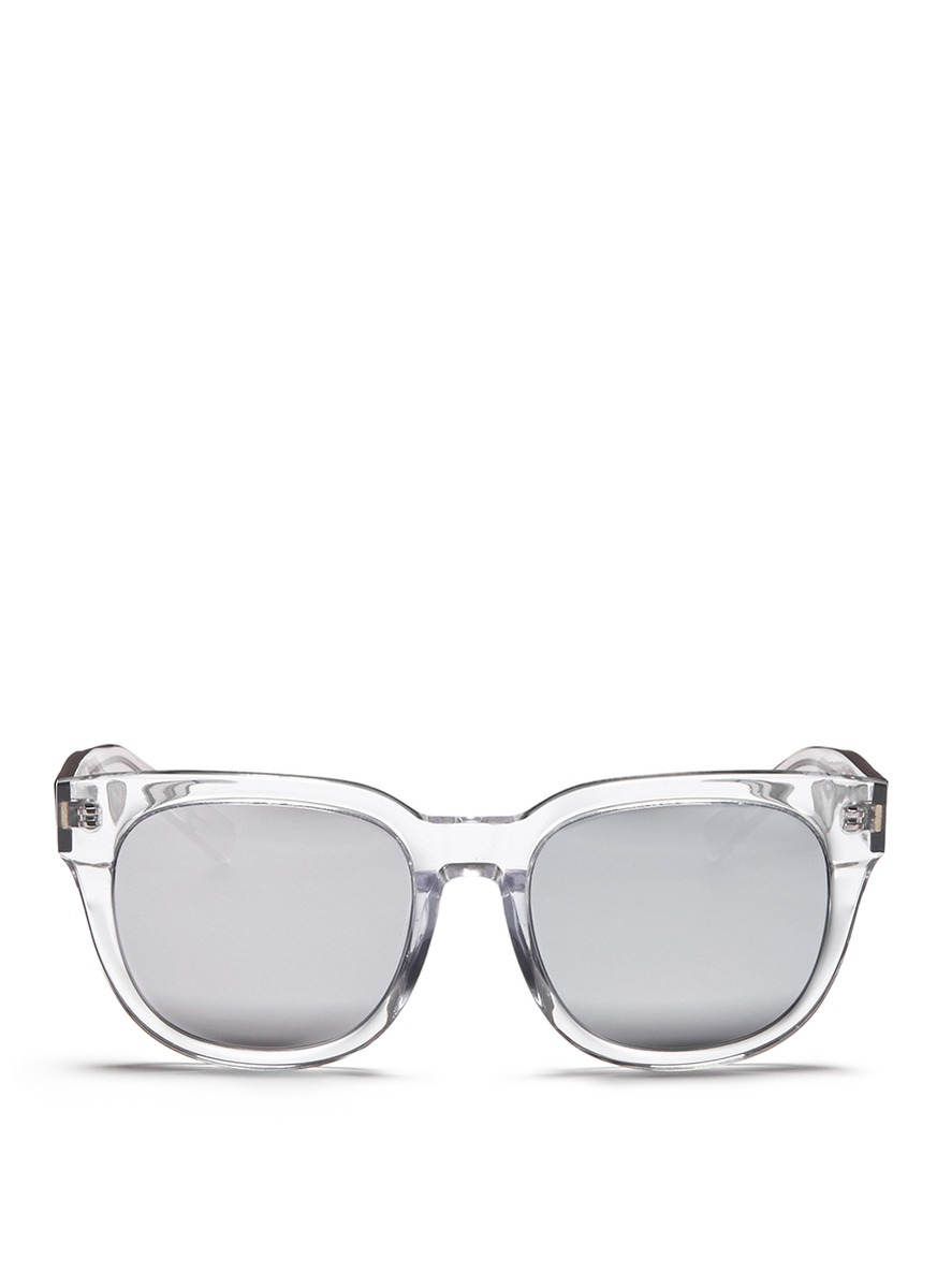 686f8bfb4f9 Gallery. Previously sold at  Lane Crawford · Women s Cat Eye Sunglasses ...